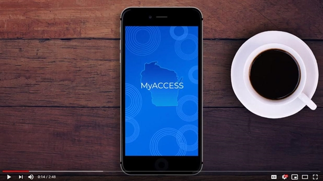 iCare Medicaid SSI and BadgerCare Plus members can manage their benefits on the go using the MyACCESS mobile app. It's easy to use and just a tap away.