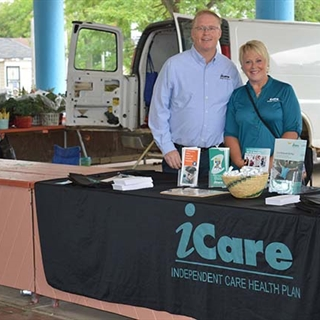 iCare is proud to sponsor Milwaukee's largest, century old, most diverse farmers market!