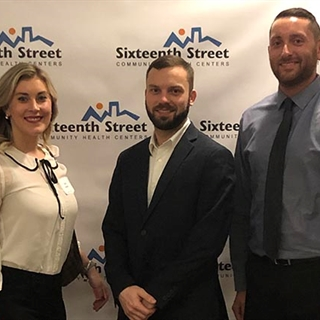 A night out to support our community partners.  iCare is a proud sponsor of the Sixteenth Street Community Health Centers.